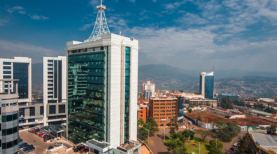 A view of city of Kigali by incredible Rwanda