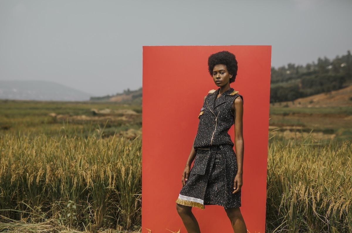 Motion - rwandan based fashion designer